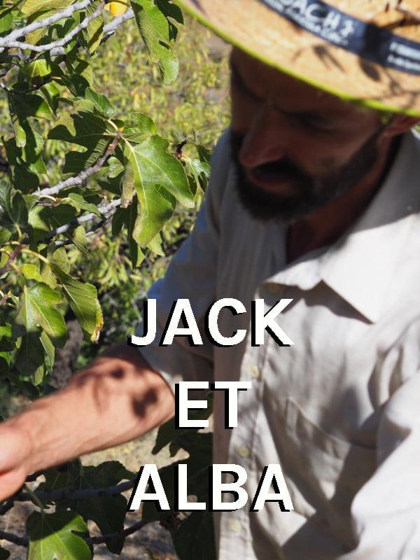 Producteur Andaloubio Jack et Alba