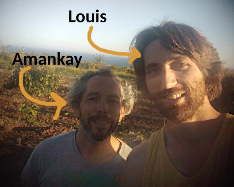 Amankay et Louis
